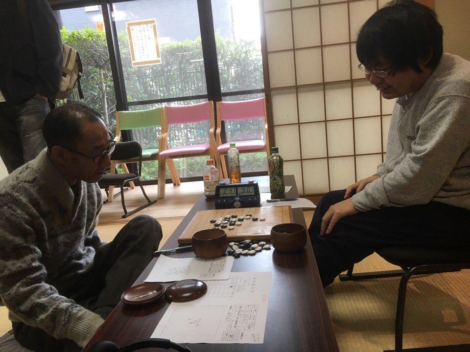 Shigeru Nakamura vs Tomoharu Nakayama